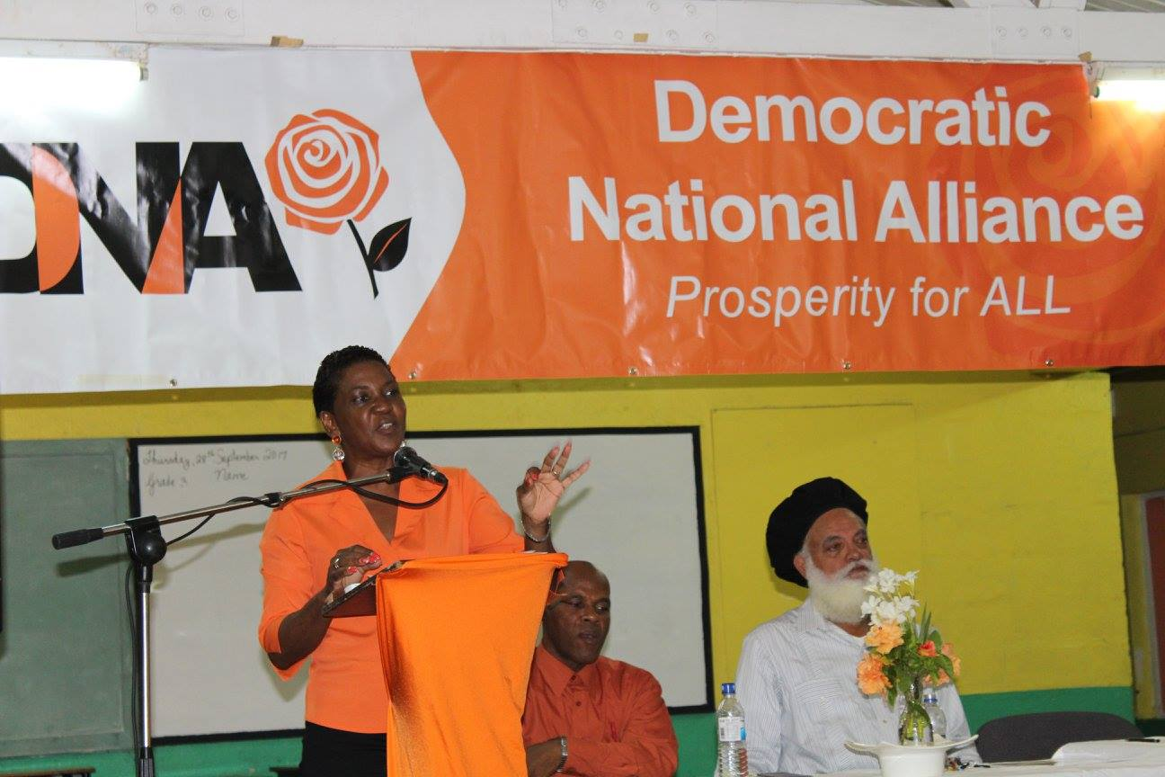 MP MASSIAH TO LAUNCH NEW POLITICAL PARTY